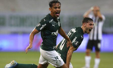 Gustavo Scarpa do Palmeiras