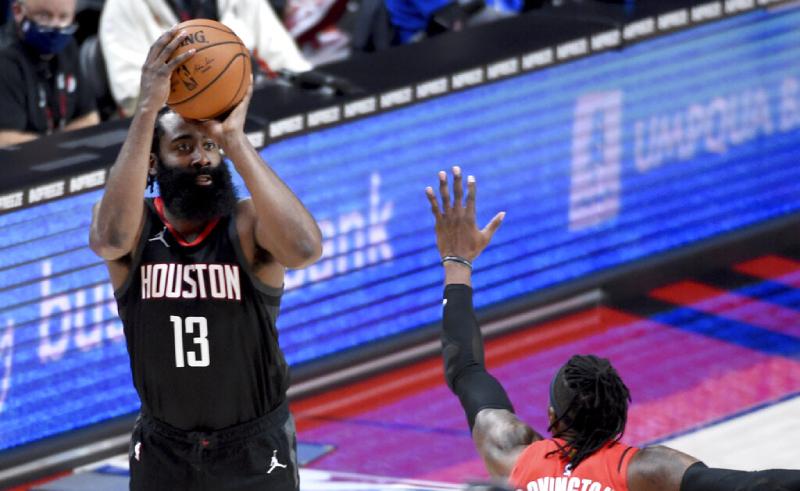 James Harden do Houston Rockets