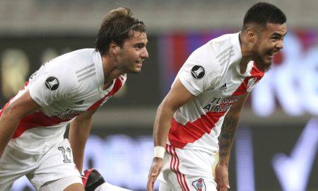 Paulo Cesar Diaz do River Plate