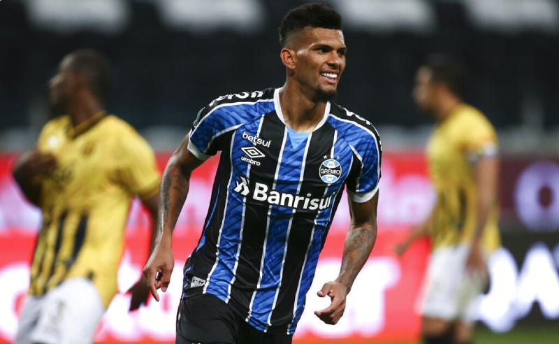 Rodrigues do Grêmio
