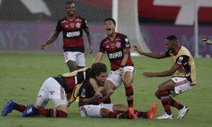 William Aarão do Flamengo