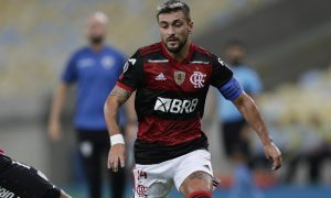 Arrascaeta do Flamengo