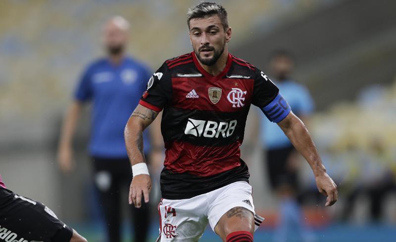 Arrascaeta do Flamengo