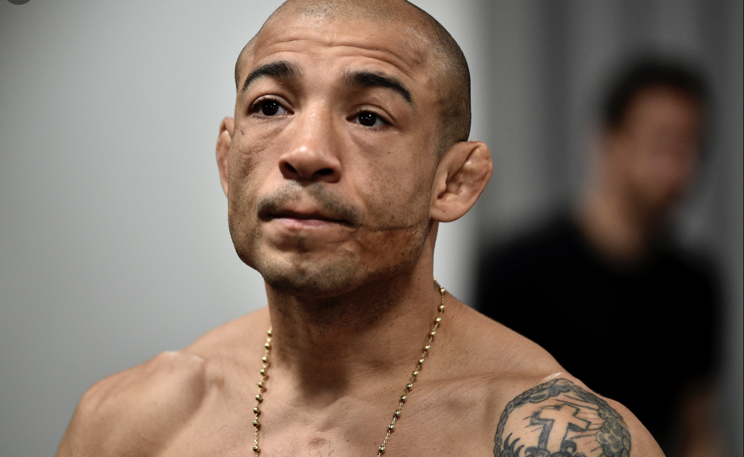 José Aldo é ex-campeão peso-pena do UFC