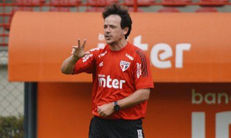 Fernando Diniz do São Paulo