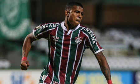 John Kennedy do Fluminense