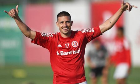 Thiago Galhardo do Internacional