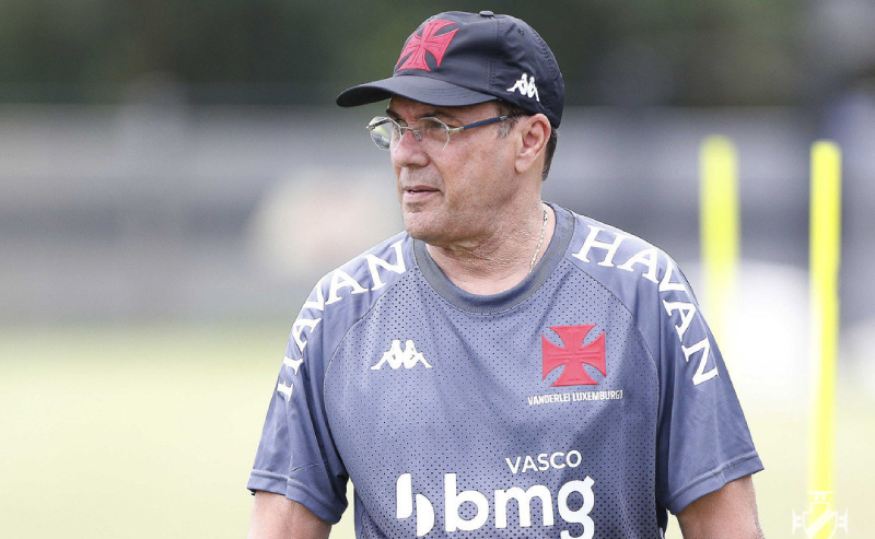 Vanderlei Luxemburgo do Vasco da Gama