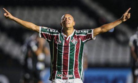 Wellington Silva do Fluminense