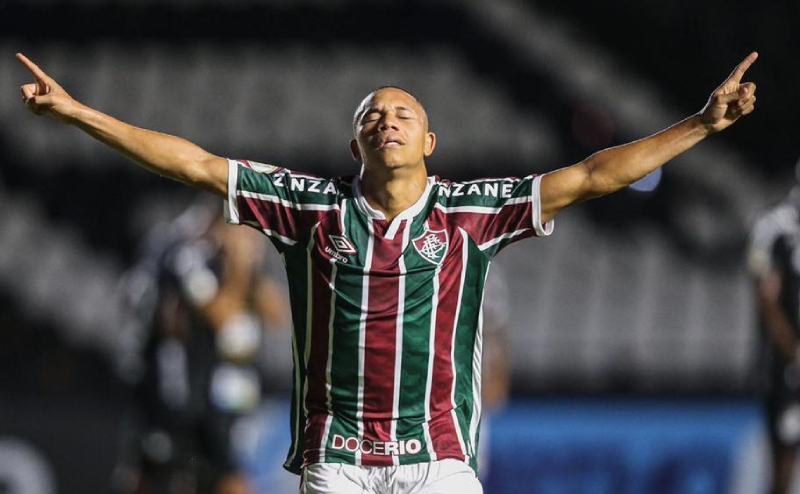 Wellington Silva do Fluminense