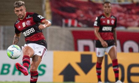 de Arrascaeta do Flamengo