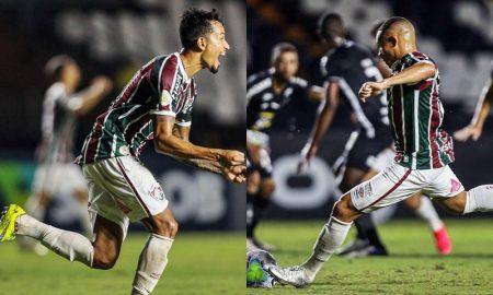 Bahia x Fluminense no Brasileirão 2020