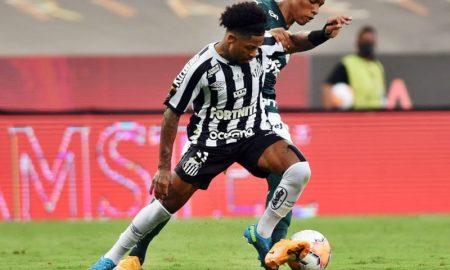 Grêmio x Santos na 34ª rodada do Brasileirão 2020