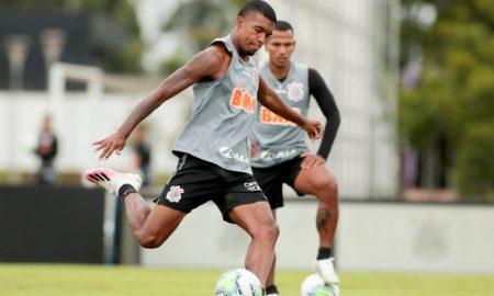 Leo Natel do Corinthians