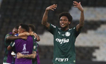 Luiz Adriano, do Palmeiras, disputará o Mundial de Clubes 2020