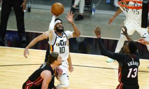 Mike Conley do Utah Jazz