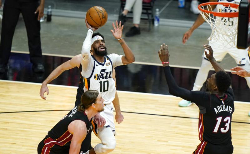 Mike Conley do Utah Jazz