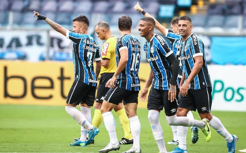 Time do Grêmio