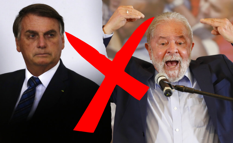 Bolsonaro x Lula Eleicoes Brasil 2022