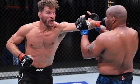 Stipe Miocic é campeão peso-pesado do UFC