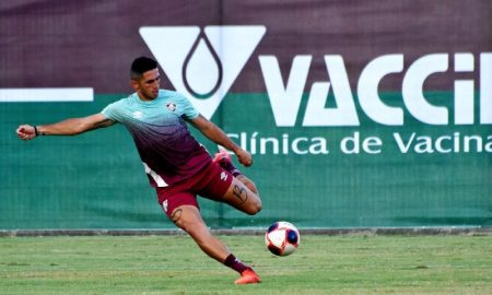 Danilo Barcelos do Fluminense