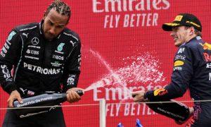 Hamilton e Verstappen no pódio do GP da França; inglês e holandês são favoritos na Fórmula 1 2021
