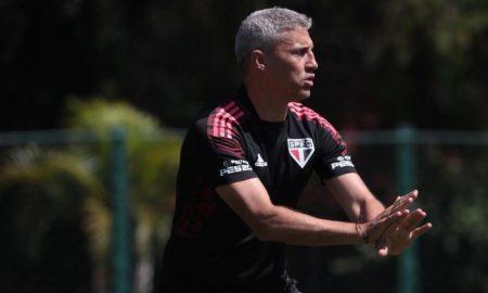 Hernan Crespo do São Paulo