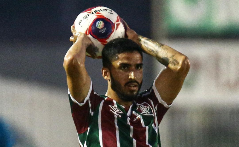 Igor Julião do Fluminense