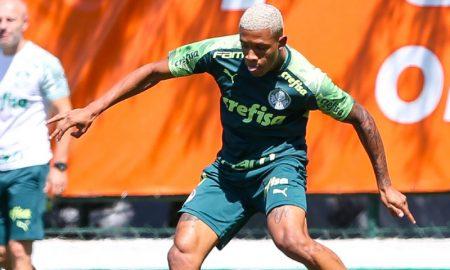 Jogador Reserva do Palmeiras