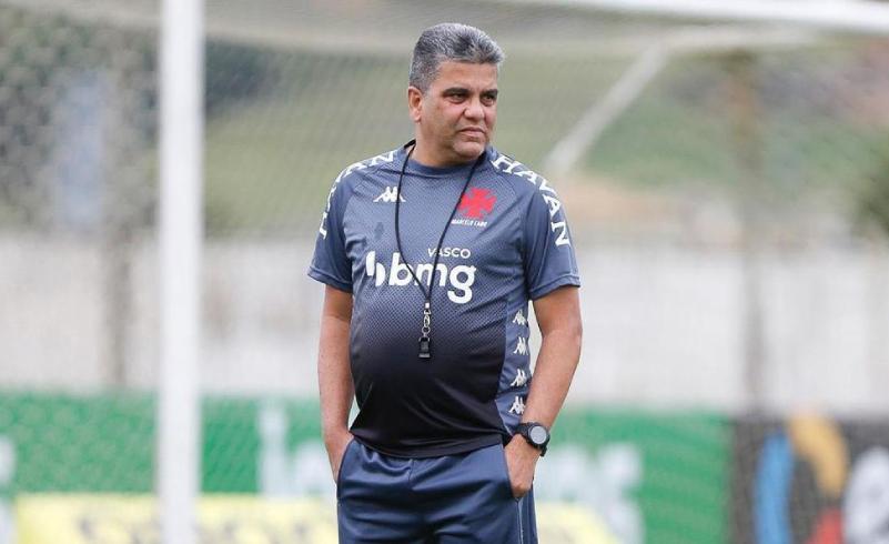 Marcelo Cabo Técnico do Vasco da Gama