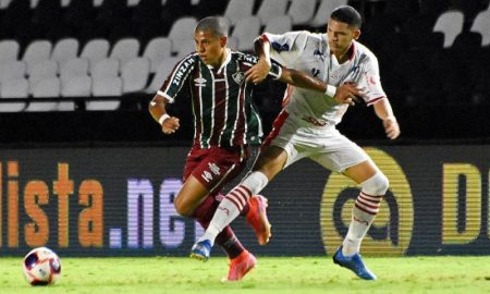 Matheus Martins do Fluminense