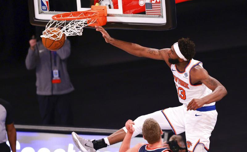 Mitchell Robinson do New York Knicks