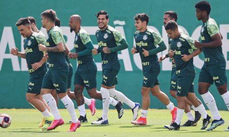Time do Palmeiras 2021