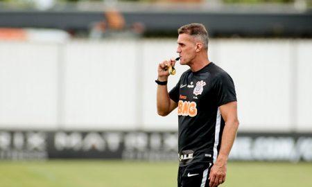 Vagner Mancini técnico do Corinthians