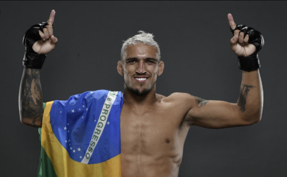 Charles Do Bronx é lutador peso-leve do UFC