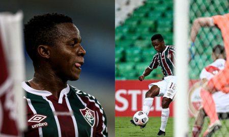 Cazares do Fluminense vs River Plate Libertadores 2021