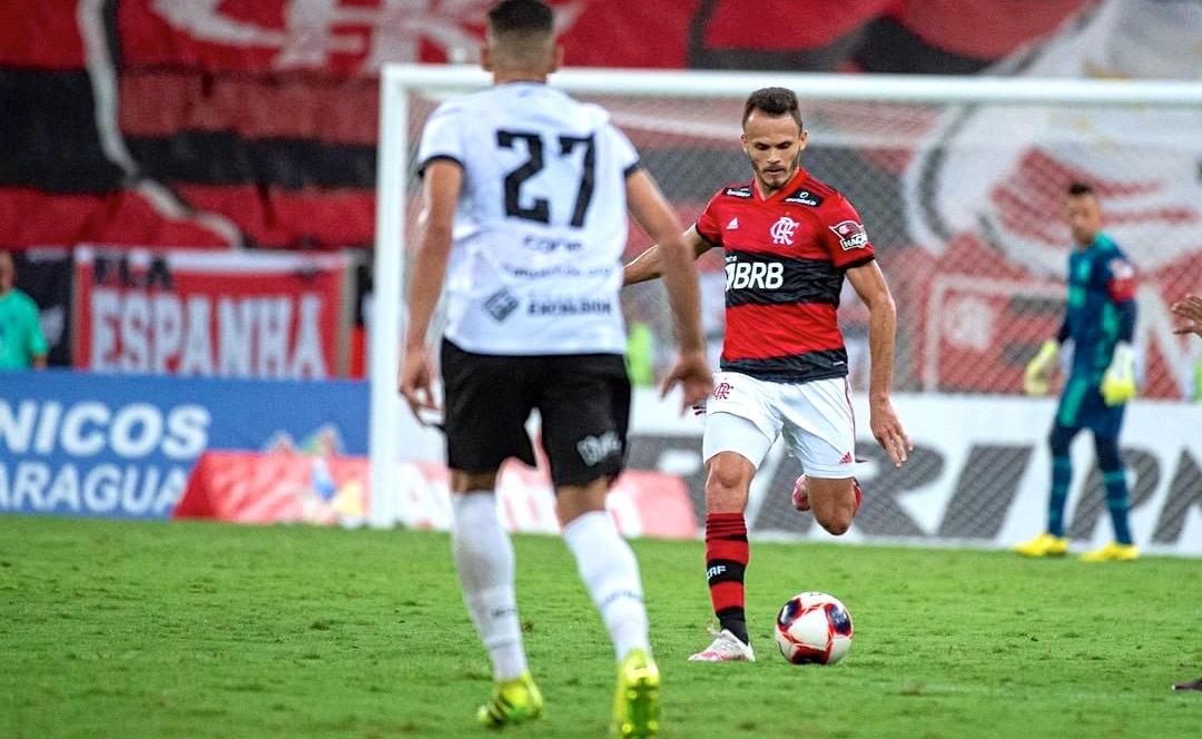 Flamengo x Volta Redonda pelo Carioca 3042021