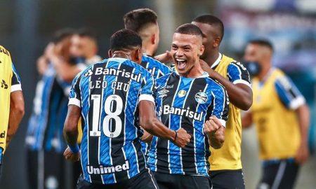 Léo Chú do Grêmio