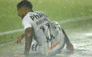 Marinho do Santos Libertadores 2021