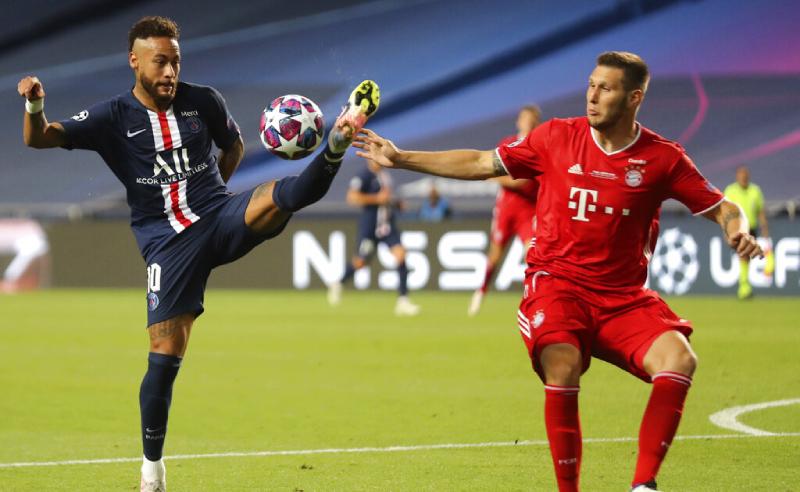 Report: Bayern Munich's David Alaba rejected PSG offer and ...   Bayern-psg