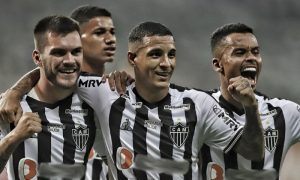 Time do Atlético Mineiro Libertadores 2021