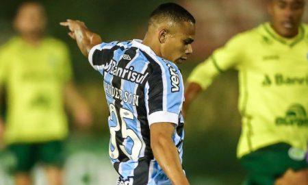 Vanderson do Grêmio Gauchão 2021