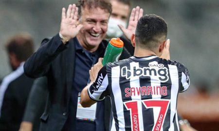 Atlético-MG na Copa Libertadores 2021
