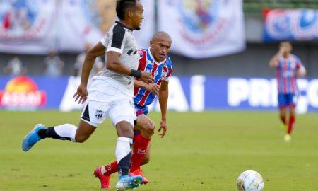 Bahia x Ceará, primeiro jogo da final da Copa do Nordeste 2021