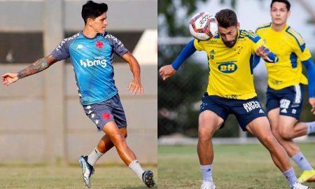 Cano, do Vasco, e Sóbis, do Cruzeiro