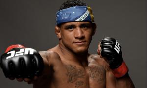 Gilbert Durinho é lutador meio-médio do UFC
