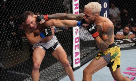 Charles DO Bronx é campeão peso-leva do UFC