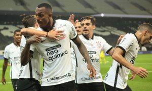 Corinthians vence no Paulistão 2021