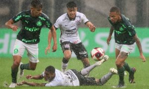 Corinthians x Palmeiras no Paulistão 2021