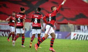 Flamengo x La Calera na Libertadores